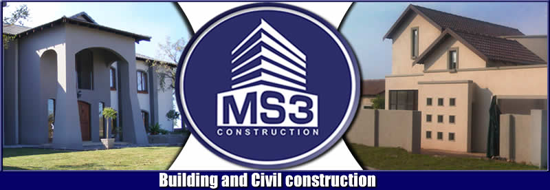 MS3 Construction | Cape Town Building contractors | Mpumalanga Construction companies | Nelspruit Builders | Western Cape Construction companies